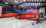 Oracle new AC Boat