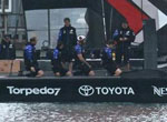 Team New Zealand Boat