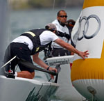 Audi-Tron Sailing Series