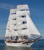 Vietname Sailing Training Ship