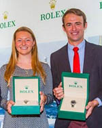 Rolex Yachtsman, Yachtswoman Of The Year