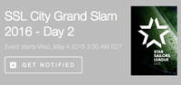 SSL City Grand Slam