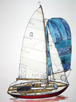 Glen Keelboat