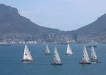 Clipper Leg 2 Start at Cape Town