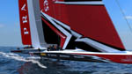 America's Cup New Yacht design