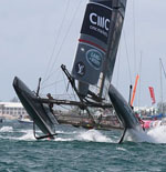 America's Cup World Series Bermuda