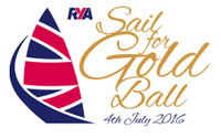 Sail for Gold Ball